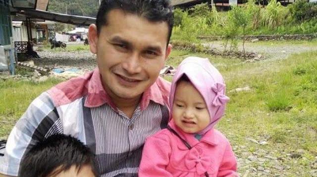 Dokter Asal Lhokseumawe Ini Tak Bisa Bawa Pulang Istri dan Dua Anaknya dari Papua, Ini Alasannya