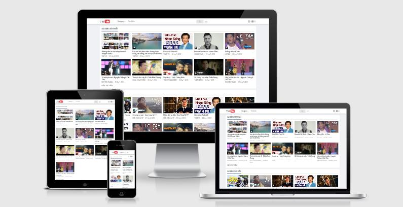 Việt Blogger Video Style 3 Blogger Template