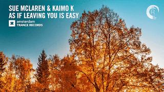 Lyrics As If Leaving You Is Easy - Sue McLaren & Kaimo K