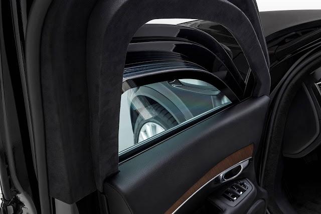 Novo Volvo XC90 blindado de fábrica chega em 2020