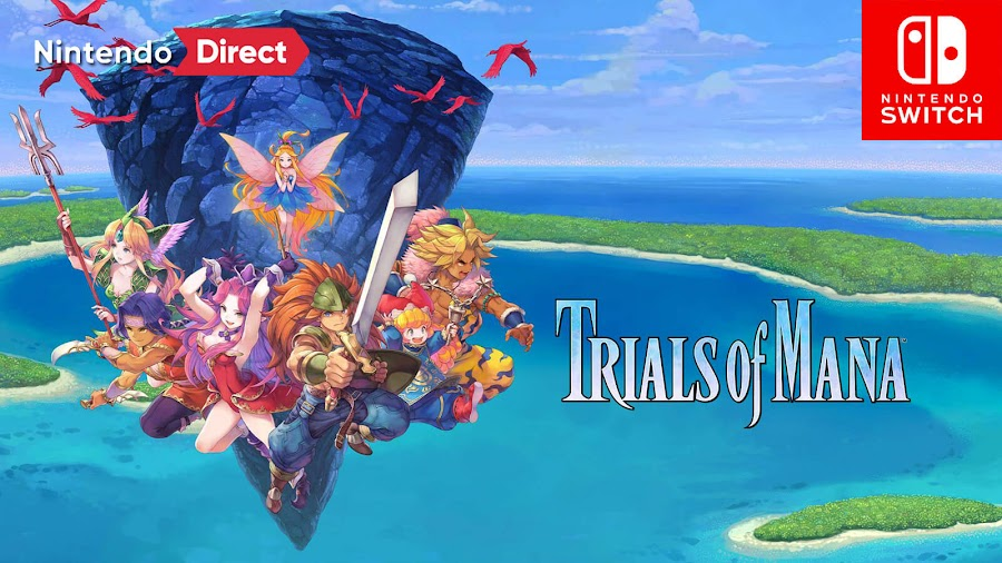 trials of mana 3D remake nintendo switch seiken densetsu 3 classic rpg square enix high fantasy world