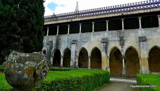 Claustro de D. Afonso, Mosteiro da Batalha, Portugal