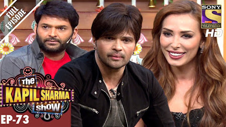 Poster Of The Kapil Sharma Show 8th January 2017 Episode 73 300MB Free Download