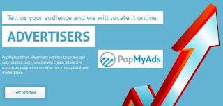 PopMyAds - publicidad para anunciantes