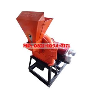 Mesin penepung bahan pelet kapasitas 400 kg/jam