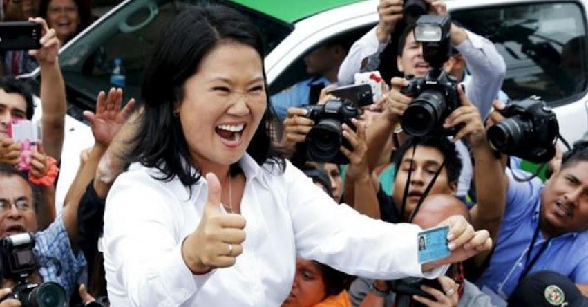 MALA NOTICIA PARA EL PERÚ: Tribunal Constitucional ordena dejar libre a Keiko Fujimori