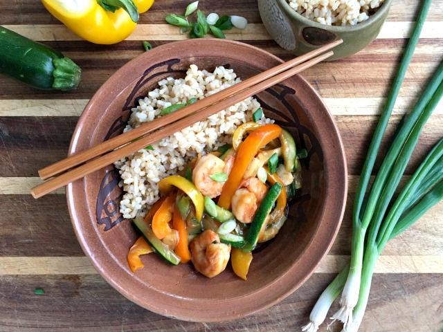 Easy Asian Stirfry Recipe a 30-Minute Meal