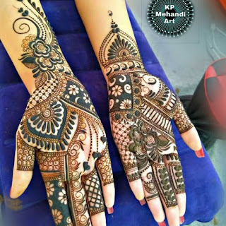 Arabic Mehandi Design 2021
