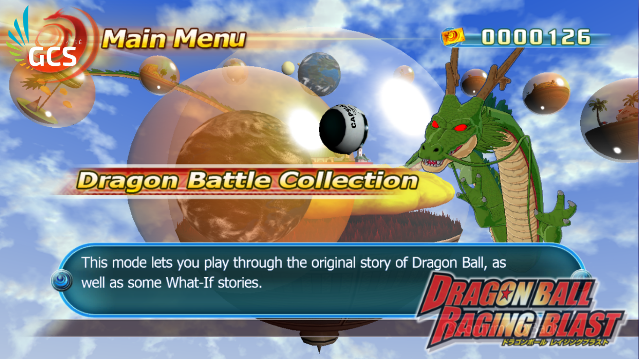 Dragon ball raging blast - www.infogatevn.com