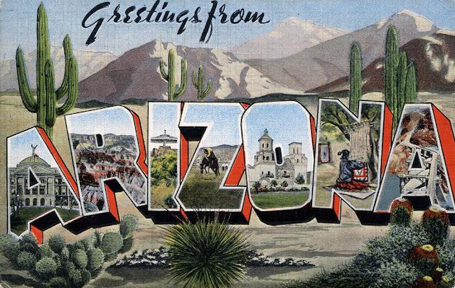 1940. Arizona