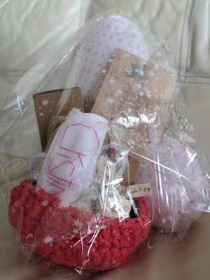 regalos hand made by my sweet Ágatha