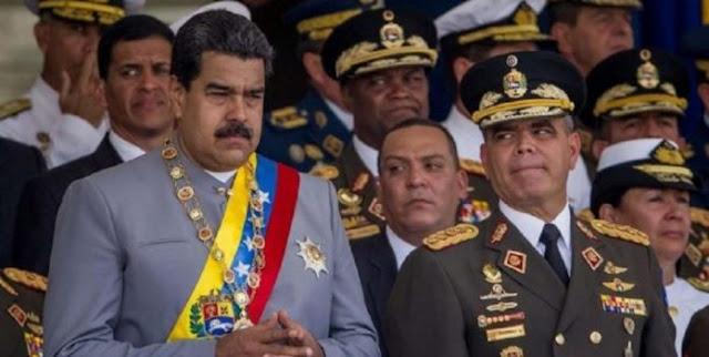 Al menos 7 veces ha fallado el anillo de seguridad de Nicolás Maduro