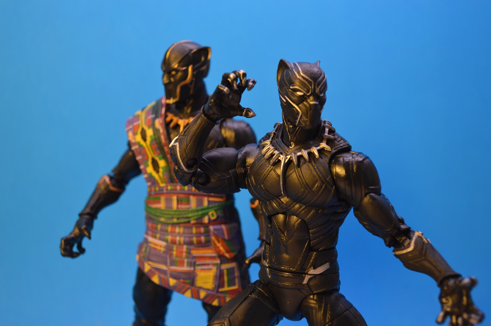 Loveymush Toy Reviews Review Black Panther 2018 Marvel Legends T Chaka And Civil War Black Panther