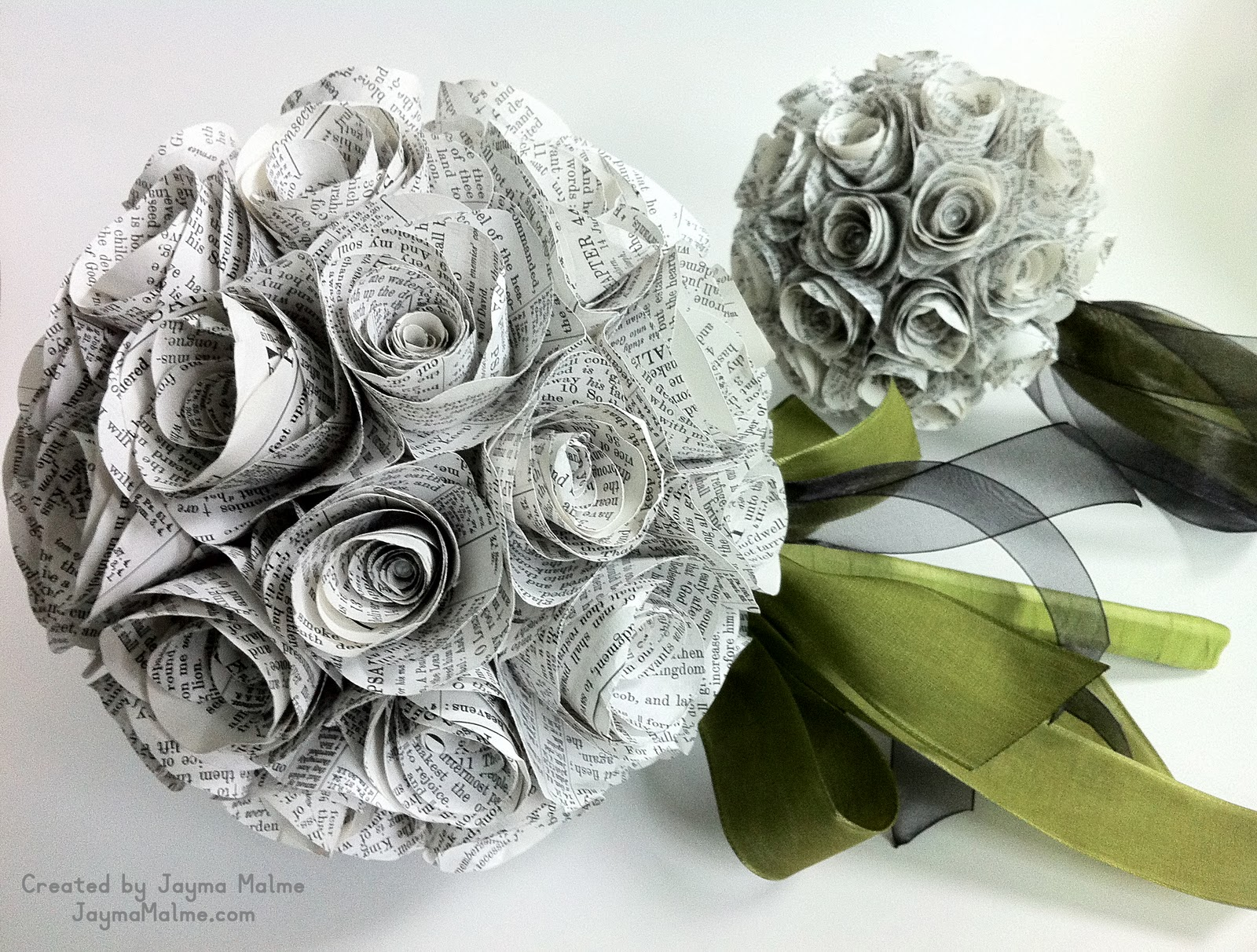 Make Your Own Wedding Flowers: Playing With Paper: Scrapbooks, Cards & DIY: Create Your