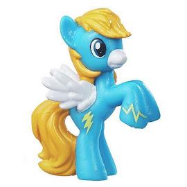 My Little Pony Cloudsdale Mini Collection Lightning Streak Blind Bag Pony