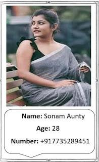 Hot Aunty Whatsapp Numbers