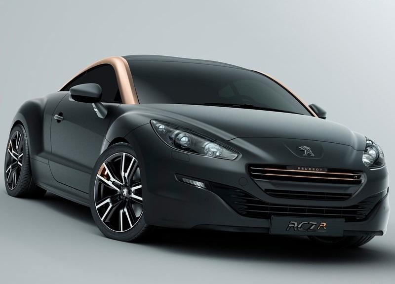 sport car garage peugeot rcz r concept 2012. Black Bedroom Furniture Sets. Home Design Ideas
