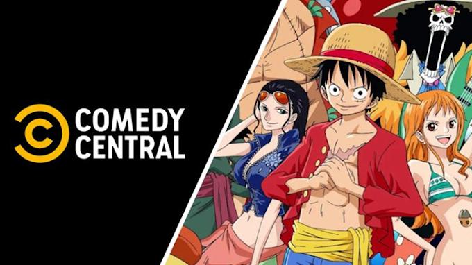Maratón de cine en Comedy Central el 22 de mayo protagonizado por 'One Piece'
