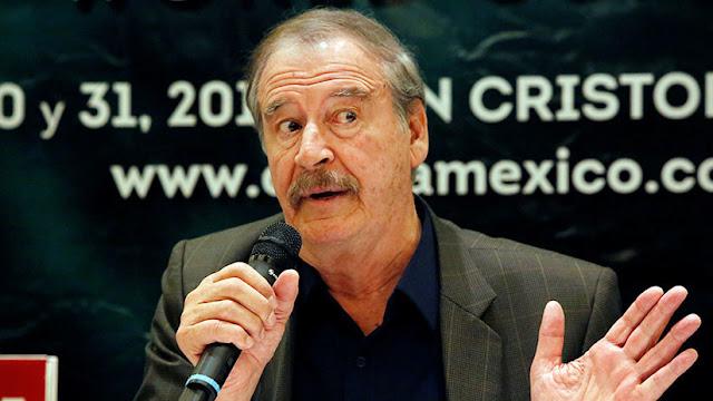 Vicente Fox denuncia que un grupo armado intentó entrar a su casa, y López Obrador ordena su protección