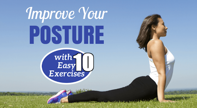 10 Exercises To Improve Posture