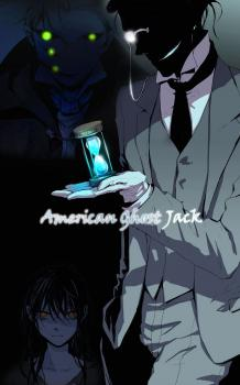 American Ghost Jack Manga