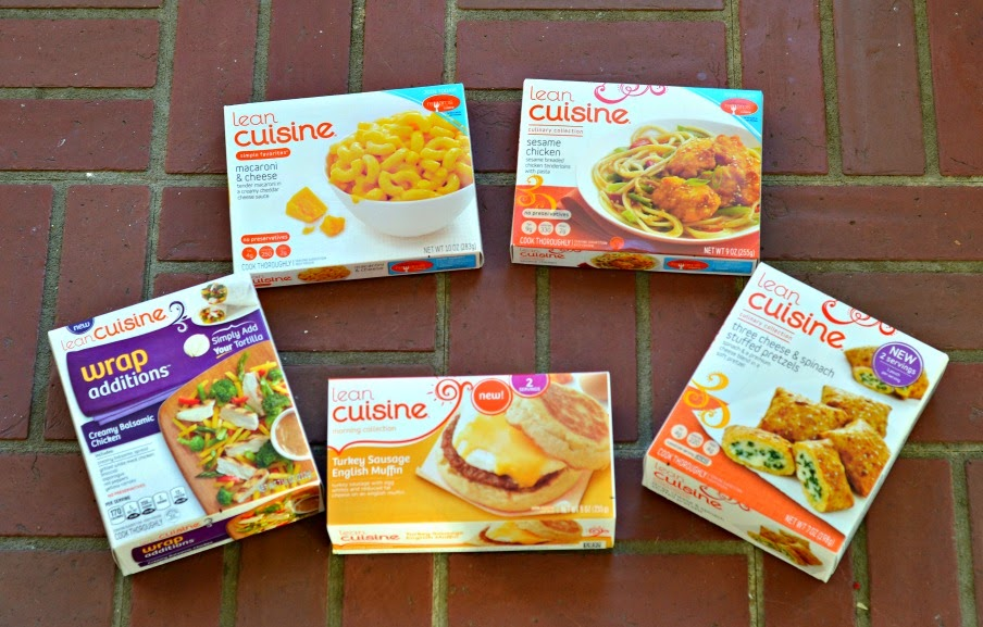 Getting Back on Track with Lean Cuisine #WowThatsGood #shop