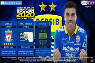 DLS 2020 Mod Persib Bandung 2020 2021