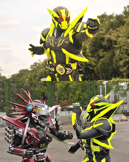 Kamen Rider Zero-One Episode 13 Preview!