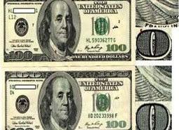 """طرق كشف الدولار المزور من الحقيقي""""الفرق بين الدولار الاصلي والمزيف"""