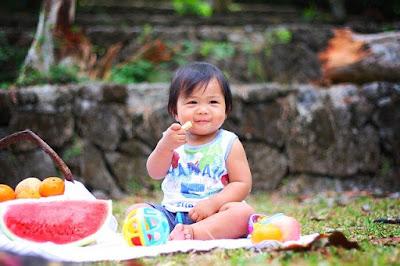 menu makanan bayi 8 bulan untuk perkembangan otak