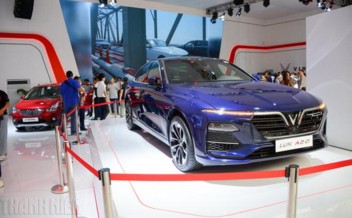 Ô tô VinFast tăng giá bán từ giữa tháng 7/2020