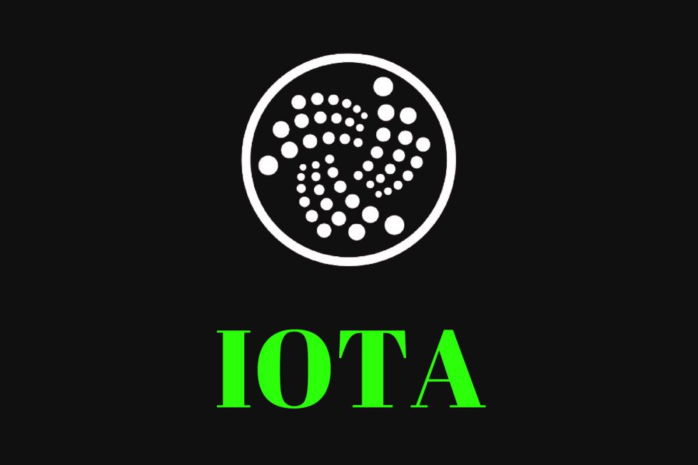 عملة أيوتا IOTA