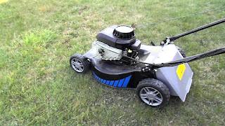 Lawn Mower running rough