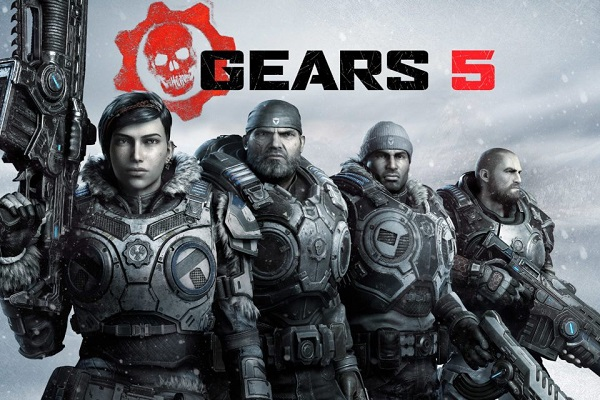 تقييمات المواقع العالمية للعبة Gears of War 5