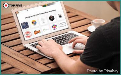 أفضل مواقع تصميم لوجو (logo)