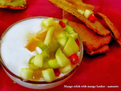 green mango yogurt