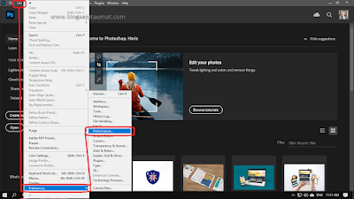 Cara Memaksimalkan Performa Adobe Photoshop