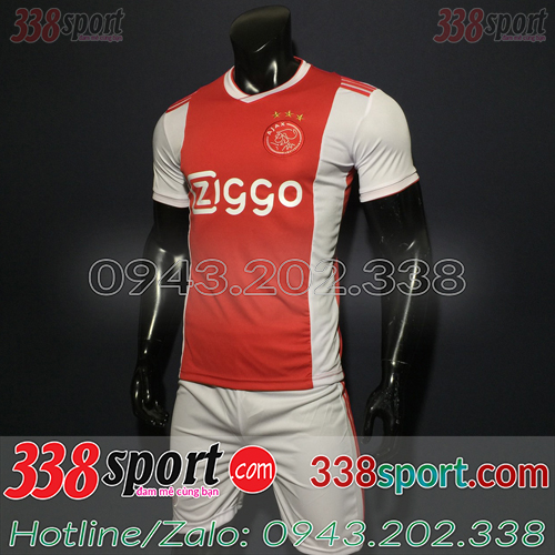 Áo Câu Lạc Bộ Ajax Đỏ 2019 2020 Sân Nhà