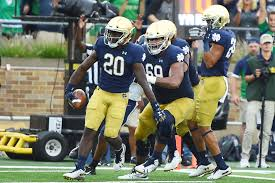 Notre Dame Football: Grading the offensive position groups vs. USF