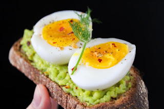 """""""diet telur rebus"""""""
