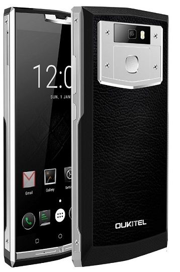Oukitel K10000 hard reset, pattern removal and frp bypass