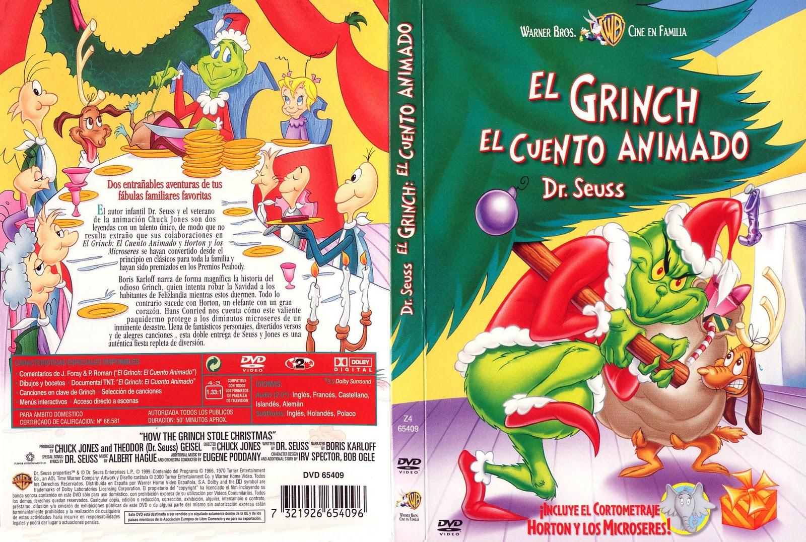 Fondos Para Pantallas De Grinch Para Navidad: Imagenes: El Grinch El