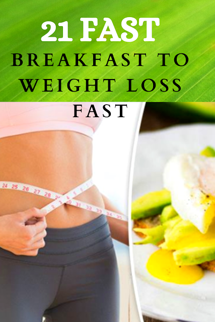 Easy Healthy Breakfast Ideas for Weight Loss
