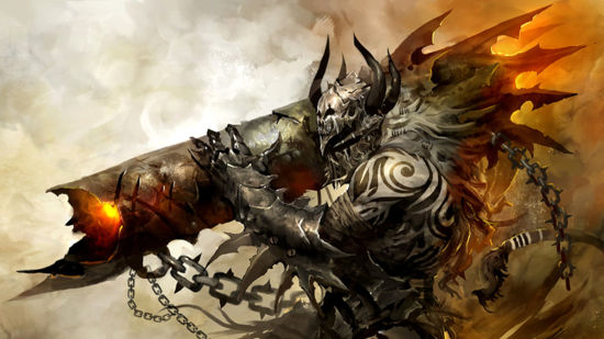 Guild Wars 2 - Demon Cannon - Full HD 1080p