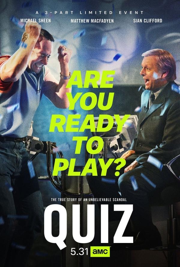 La mayor estafa en ¿Quien quiere ser millonario? Trailer de la serie Quiz