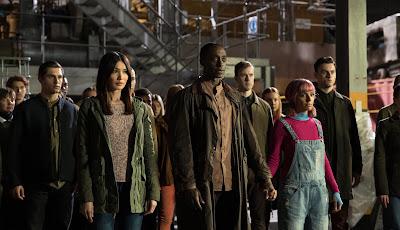 Humans Season 3 Cast Image 2