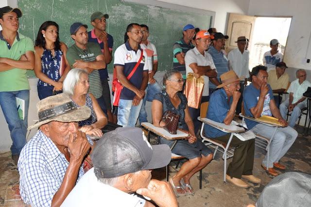 Mais comunidades rurais de Formosa do Rio Preto são cadastradas para regularização fundiária