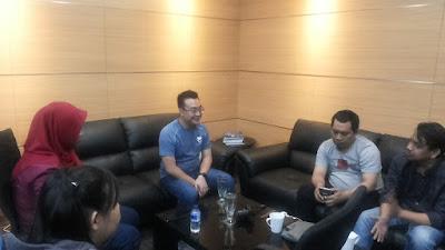 Bincang santai bersama Victor Wirawan, Elon Musk Indonesia