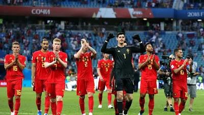 بلجيكا ضد الدنمارك