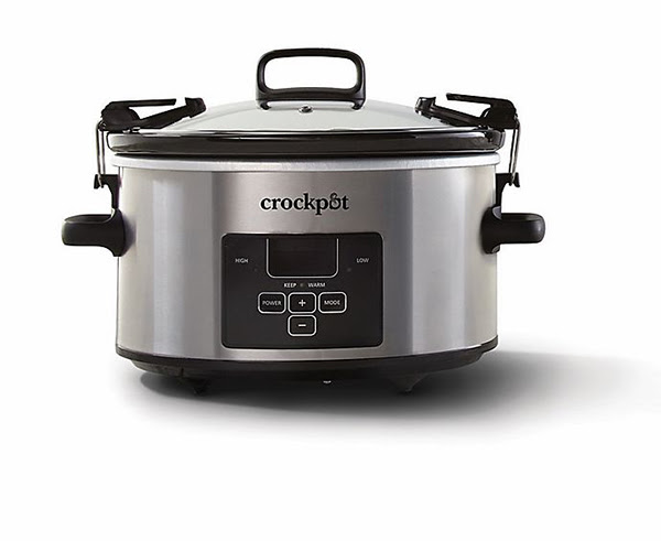 Crock-Pot 4 qt. Cook and Carry Slow Cooker from Bed Bath and Beyond